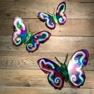 Hand Painted Butterfly