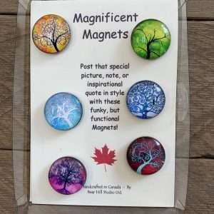 Magnificent Magnets Trees