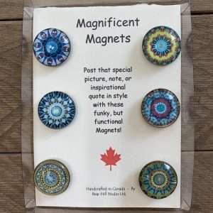 Magnificent Magnets Mandalas
